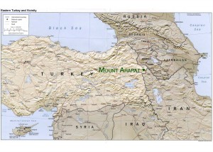 Eastern Turkey and Vicinity